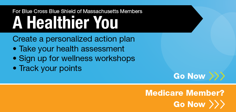 Health Library – AHealthyMe – Blue Cross Blue Shield of Massachusetts
